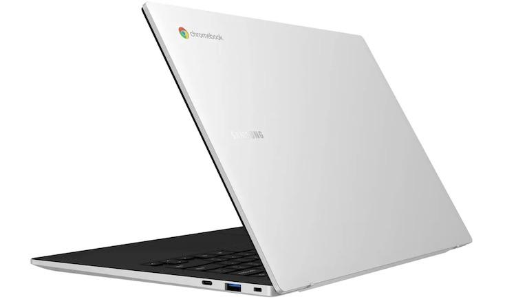 Samsung выпустила 14-дюймовый Galaxy Chromebook Go на процессоре Intel Celeron