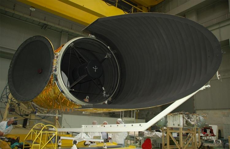 На создание космической обсерватории Спектр-УФ выделено 3,7 млрд рублей