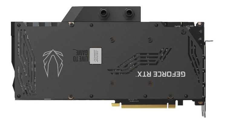 Видеокарта Zotac Gaming GeForce RTX 3090 ArcticStorm получила водоблок полного покрытия