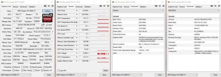 Первые тесты Radeon RX 6900 XT LC с жидкостным охлаждением — на одном уровне с GeForce RTX 3080 Ti