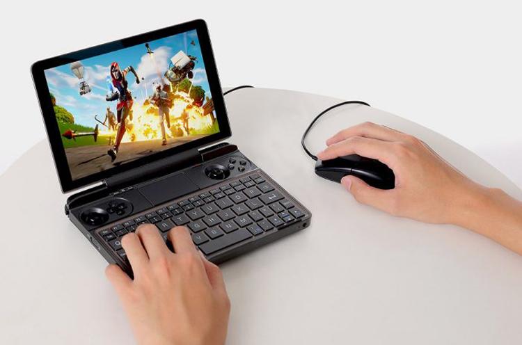 Игровой мини-ноутбук GPD Win Max 2021 выйдет осенью по цене $999