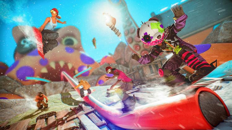 Ubisoft неожиданно отложила релизы Rainbow Six Extraction и Riders Republic