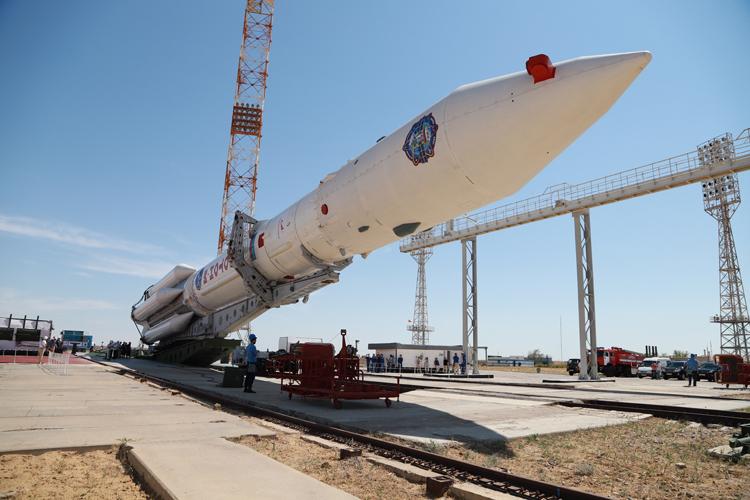 Последний отсчёт: ракета с модулем «Наука» для МКС вывезена на старт
