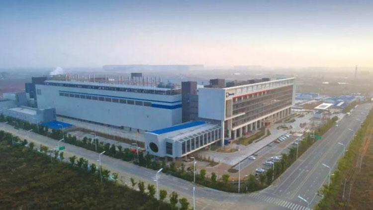 Завершённый проект завода. Источник изображения: Hefei Ultron Semiconductor