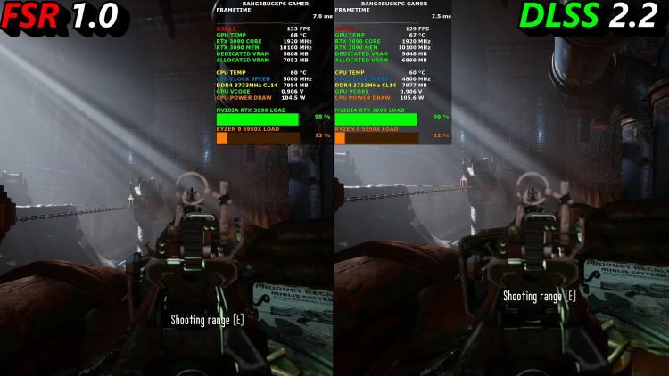 NVIDIA DLSS и AMD FidelityFX Super Resolution сравнили в играх — пока всё не так однозначно2
