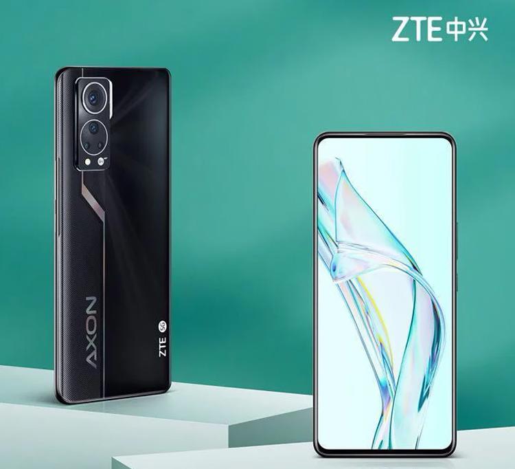 Смартфон ZTE Axon 30 5G с подэкранной камерой дебютирует 27 июля