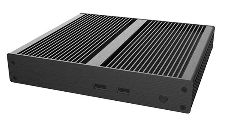 Akasa представила компактный 130-долларовый корпус Plato NE для систем Intel NUC 11 Compute Element