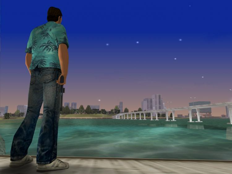 GTA: Vice City, источник изображения: Steam