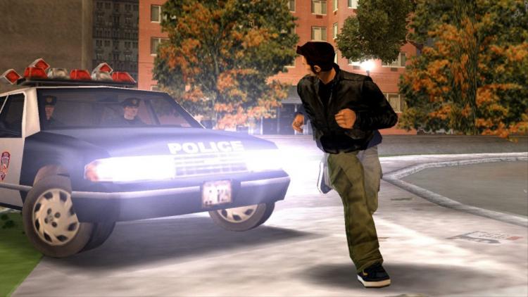GTA III, источник изображения: VICE