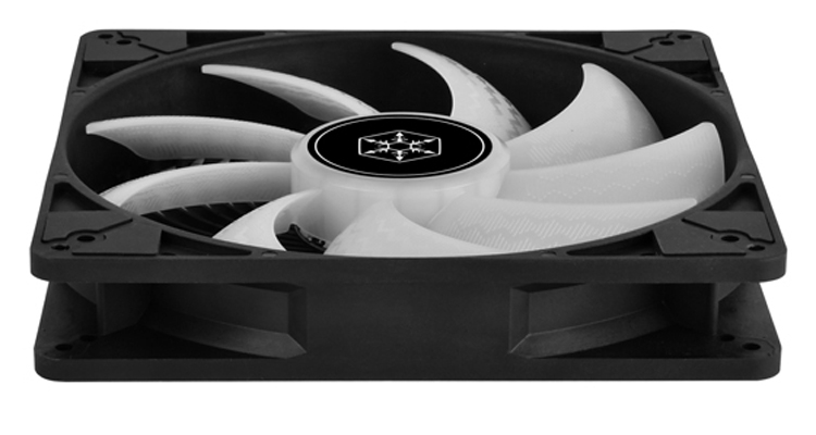 SilverStone представила корпусный вентилятор Air Penetrator 184i ARGB диаметром 180 мм