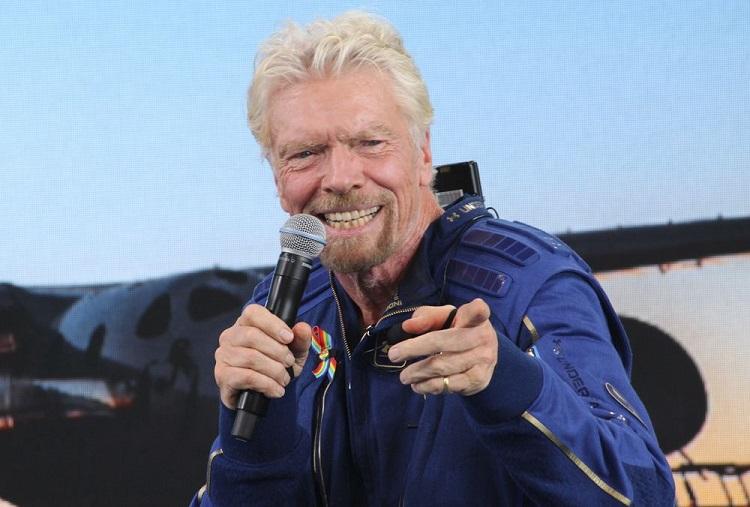 Акции Virgin Galactic обвалились, несмотря на успешный полёт Ричарда Брэнсона — инвесторы сомневаются в перспективах компании