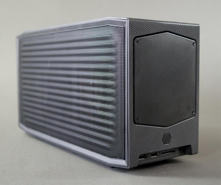 Первое вскрытие компактного игрового компьютера Intel NUC 11 Extreme Beast Canyon— всё очень плотно1