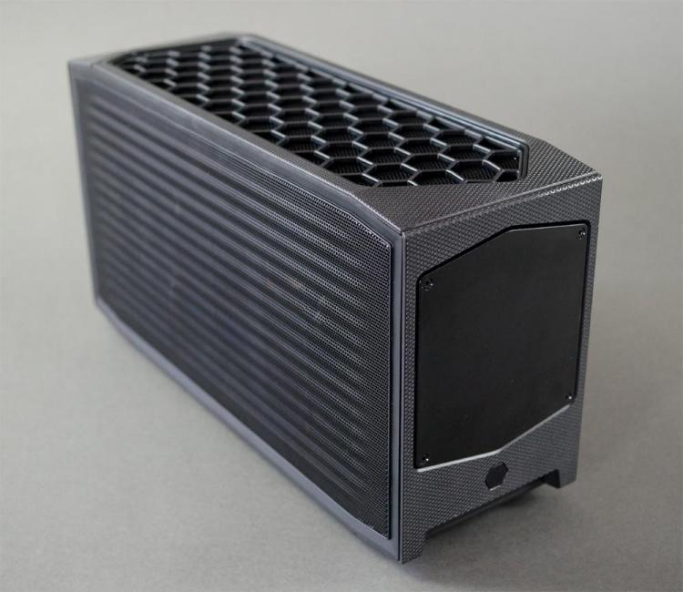 Первое вскрытие компактного игрового компьютера Intel NUC 11 Extreme Beast Canyon— всё очень плотно4
