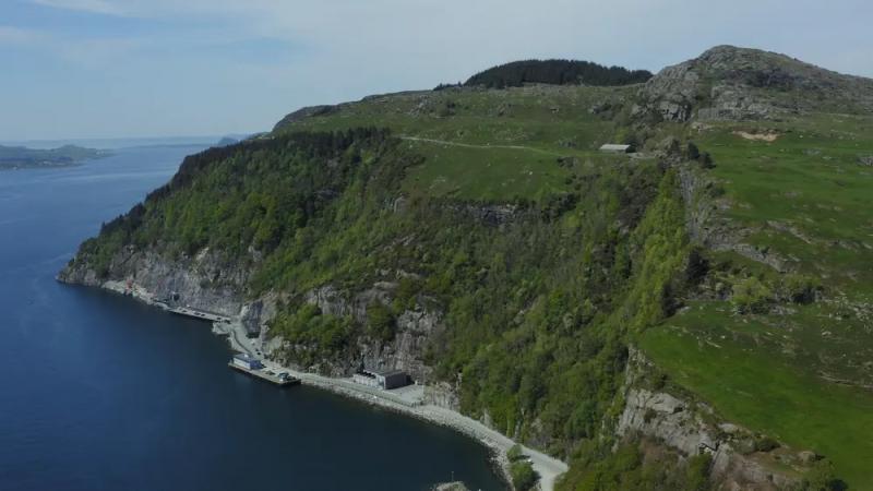 Дата-центр DC1-Stavanger