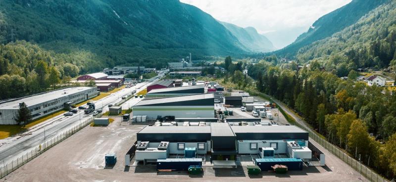 Дата-центр DC2-Telemark