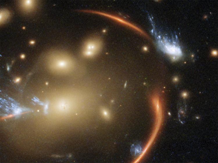 Здесь и выше изображения NASA/ESA Hubble Space Telescope