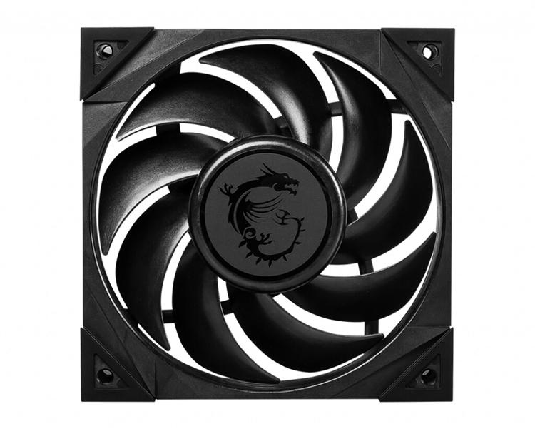 MSI представила вентилятор MEG Silent Gale P12 с небольшим уровнем шума