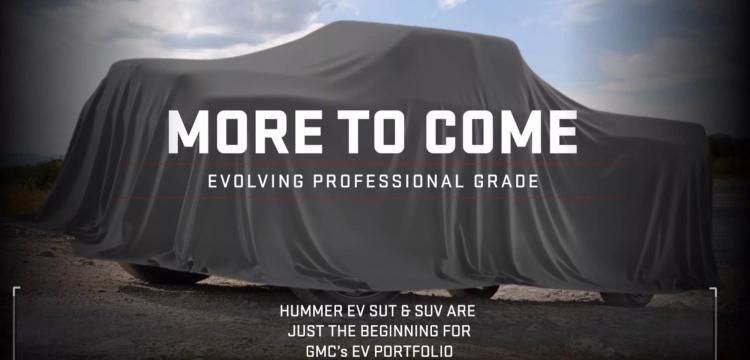 General Motors начала разработку третьего электрического пикапа— он выйдет под маркой GMC