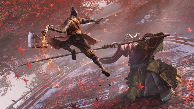 В случае нанесения врагу удара мечом LilAggy позволял персонажу умереть и начинал бой заново