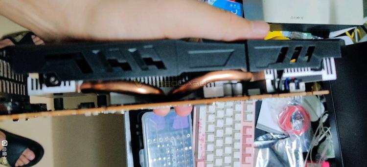 Radeon RX 6600 XT показалась на фотографиях и обогналаGeForce RTX 3070 Ti в китайском тесте2
