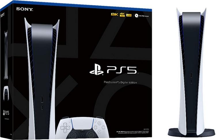 Обновлённая PlayStation 5 Digital Edition поступит в продажу в конце июля — она почему-то стала на 300 грамм легче