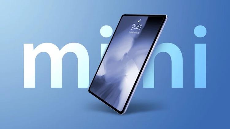 Новый iPad mini получит тот же процессор Apple A15, что и грядущий iPhone 13