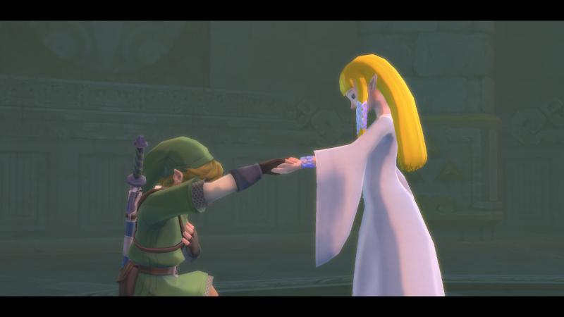 Когда принцесса всё-таки оказалась в нужном замке