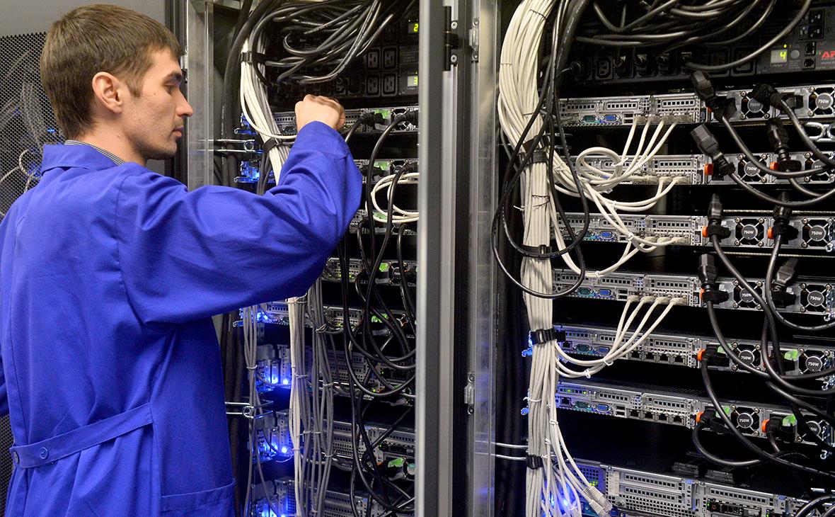 Россия проверила работу Рунета при отключении от глобальной сети  учения прошли успешно