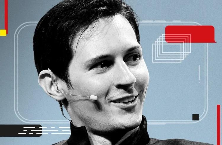 Основатель мессенджера Telegram Павел Дуров / Изображение: Getty Images