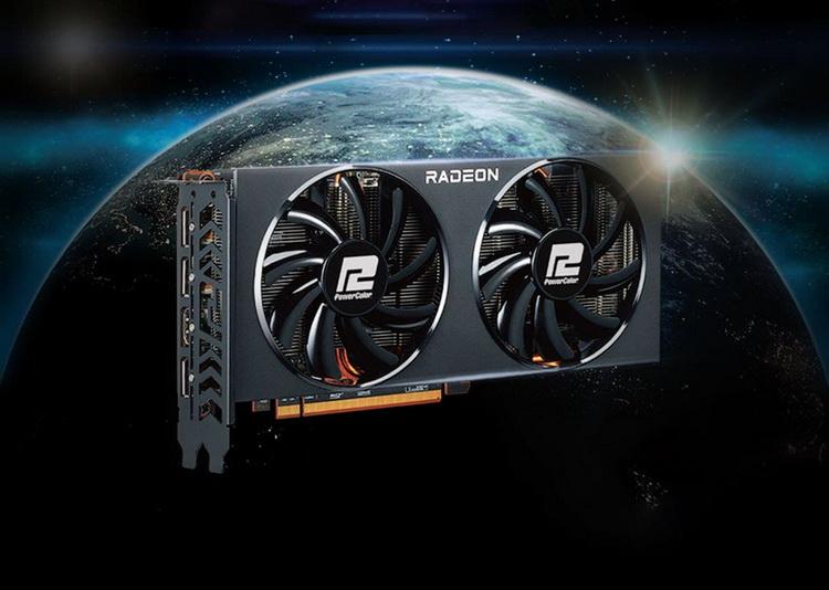 PowerColor Radeon RX 6600 XT показались в новозеландском магазине по цене от $867