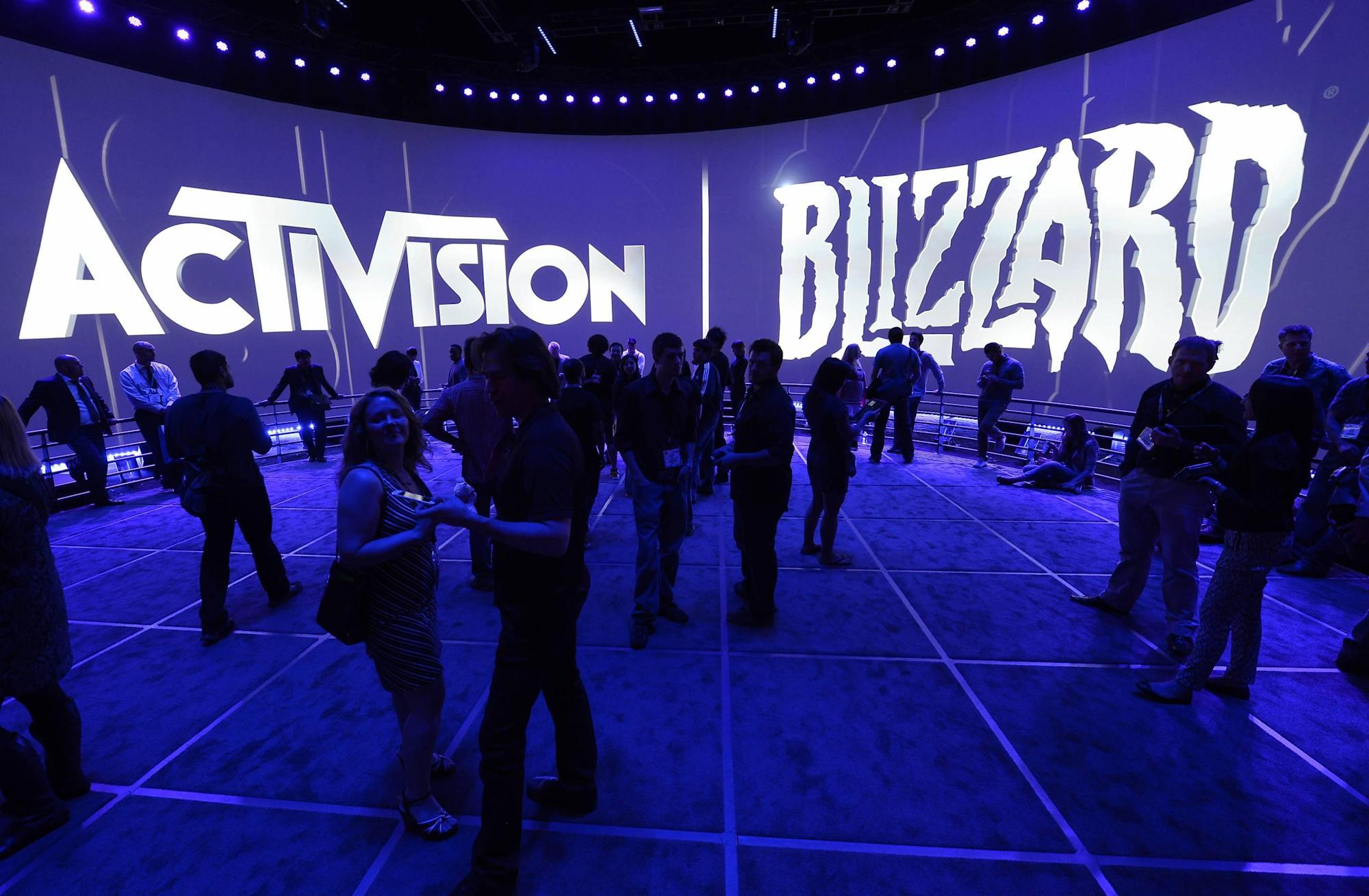 Власти Калифорнии подали в суд на Activision Blizzard за домогательства и дискриминацию женщин