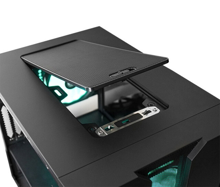 Chieftronic представила корпус-куб M2 для игровой системы
