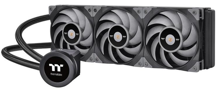 Thermaltake представила СЖО Floe RC Ultra для охлаждения процессора и памяти