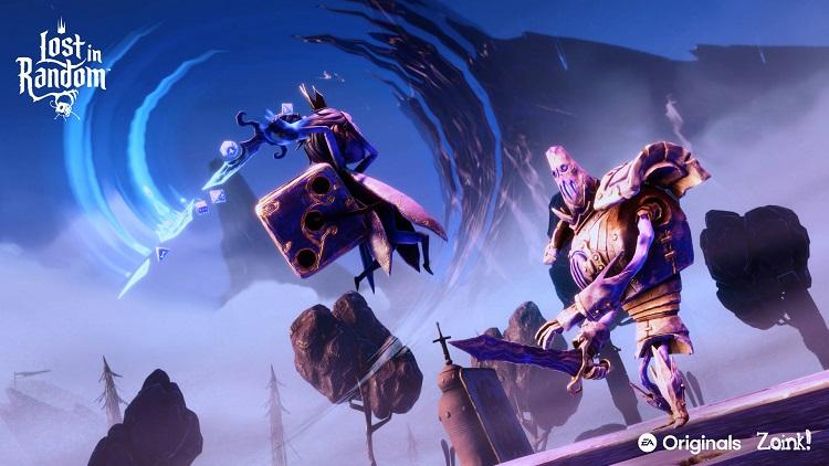 Сказочный приключенческий экшен Lost In Random получил геймплейный трейлер и точную дату выхода — 10 сентября