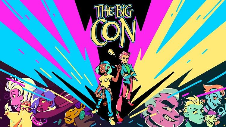Создатели приключения The Big Con назвали дату выхода игры и устроили конкурс на озвучивание персонажей