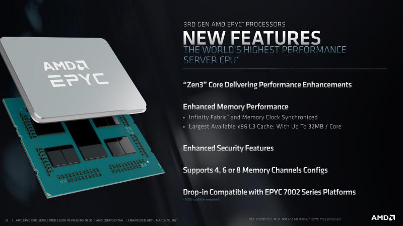 AMD AOCC 3.1 compiler based on LLVM 12.0 is released