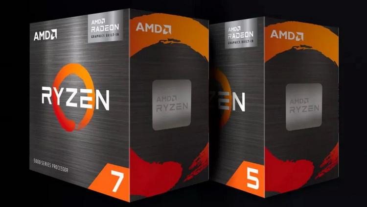Процессоры Ryzen 7 5700G и Ryzen 5 5600G стали доступны для предзаказа — цены несколько выше рекомендованных