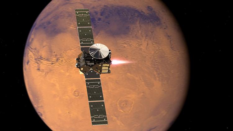 Здесь и ниже изображения ESA