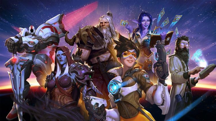 Источник здесь и далее: Activision Blizzard
