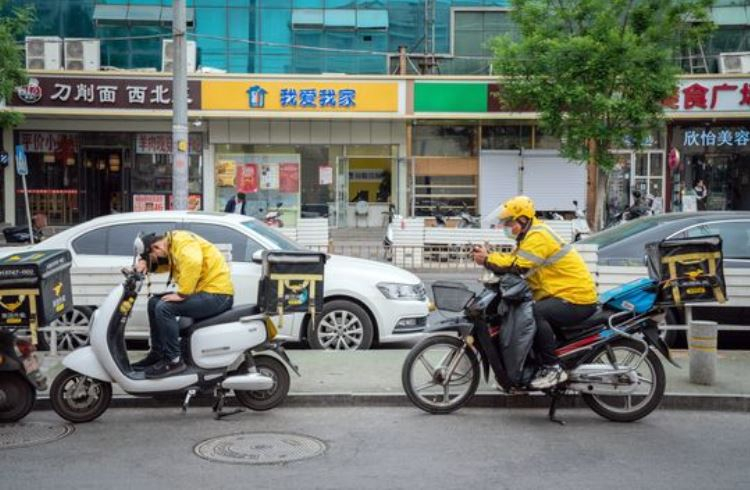 Изображение: Yan Cong / Bloomberg News