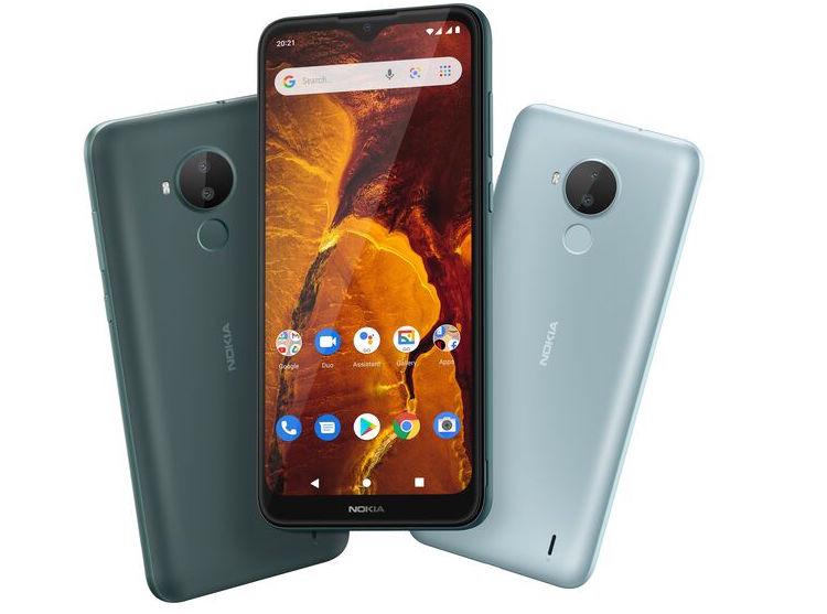 Бюджетный смартфон Nokia C30 получил огромный экран и мощную батарею