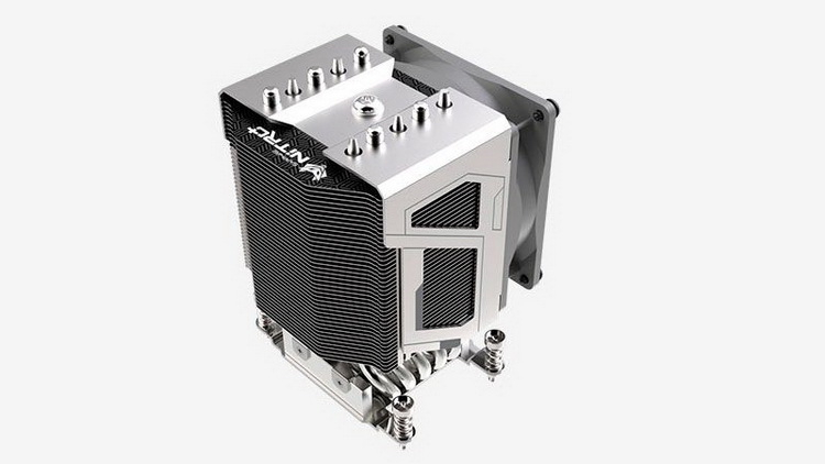 Sapphire выпустила башенный кулер Nitro LTC для процессоров AMD с уровнем TDP до 100 Вт