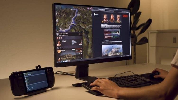 Президент Valve заявил, что у консоли Steam Deck естьсуперспособность— возможность работы с разными ОС и сервисами