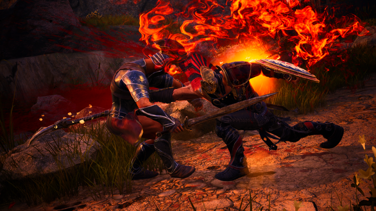 В духе Dark Souls и Diablo: Achilles: Legends Untold — изометрическая RPG о противостоянии Ахилла и Ареса1