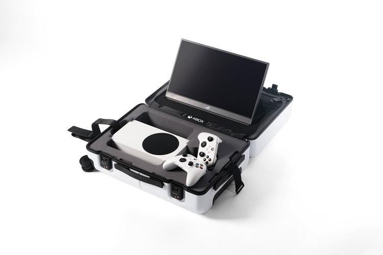 В Австралии выпустят походный комплект Xbox Series S в чемодане на колёсиках