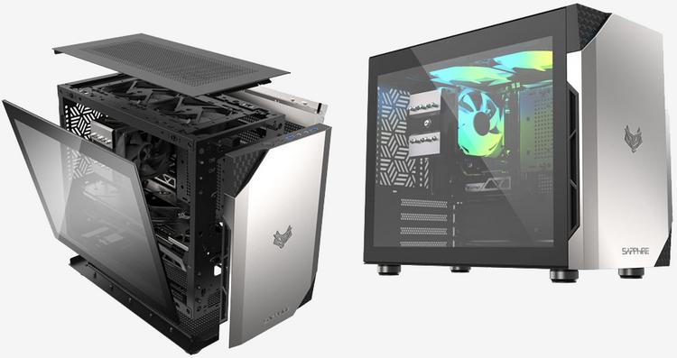 Sapphire представила компьютерный корпус Nitro M01 для компактных и мощных игровых систем