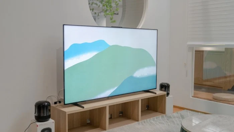 Huawei представила умный телевизор Smart Screen V75 Super — матрица Mini-LED и аудиосистема с 20 динамиками