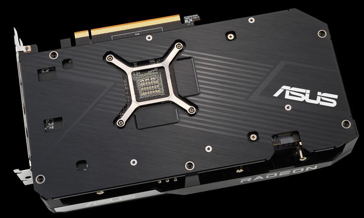ASUS представила видеокарты Radeon RX 6600 XT в исполненияхROG Strix и Dual