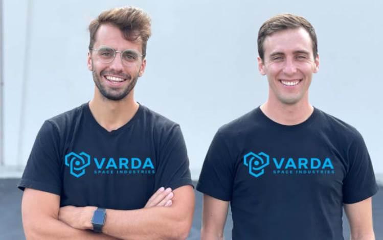 Основатели Varda Делиан Аспарухов и Уилл Бруи / Изображение: Varda