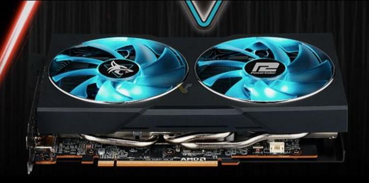 ASRock, PowerColor, Sapphire, MSI, Gigabyte и другие представили свои версии Radeon RX 6600 XT